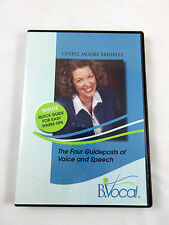 The Four Guideposts of Voice and Speech DVD Cheryl Moore Brinkley B. Vocal