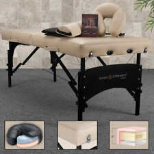Inner Strength Premium Ultimate Portable Home Massage Table Package