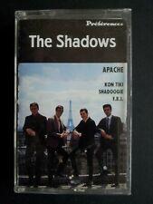 THE  SHADOWS  Apache  Cassette  Audio  1991