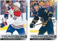 2018-19 UD YOUNG GUNS - YOU PICK ! - Between 1,5$ and 5$ ! FREE COMBINE SHIPPING