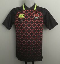 ENGLAND RUGBY 2018-19 7'S ALT PRO JERSEY BY CANTERBURY SIZE MEN'S MEDIUM NEW