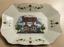 Spice Village Lenox Candy Tray
