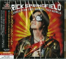 RICK SPRINGFIELD-SONGS FOR THE END OF THE WORLD-JAPAN CD BONUS TRACK F75