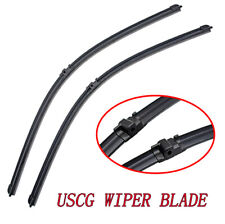 Windshield Wiper Blades For Mercedes-Benz C250 C300 C350 W204 10-13 OEM Quality
