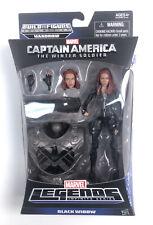 "Marvel Legends Infinite Series Black Widow Mandroid BAF Avengers 6"" New Unopened"