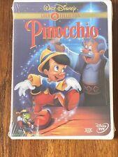 Pinocchio (DVD, 1999) Walt Disney Classic Gold Collection THX