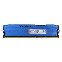 HyperX FURY 8GB DDR3 PC3-12800 1600MHZ DIMM Memory Non-ECC Unbuffered RAM 240Pin