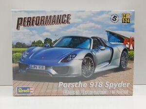 1:24 Porsche 918 Spyder Revell 85-4329