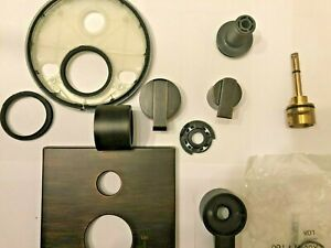 Delta Faucet T27T867-RB, Venetian Bronze Ara Angular- oem replacement parts