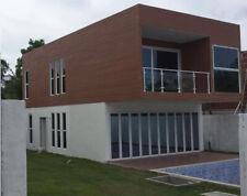 Modern, Steel Frame & Concrete Panels, Pre-Fabricated Modular Home