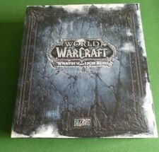 WoW Wrath of the Lich King Collectors Edition Hülle / Box / Verpackung CE