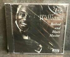 Audio CD - Joe Williams - Ballad and Blues Master 1992