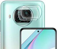 2X Pellicola Vetro Temperato Fotocamera Protezione per il Xiaomi Mi 10T Lite