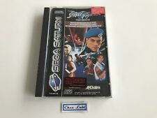 Street Fighter The Movie - Sega Saturn - PAL EUR - Avec Notice