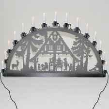 weihnachtliche schwibb gen metall g nstig kaufen ebay. Black Bedroom Furniture Sets. Home Design Ideas