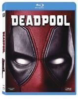 DEADPOOL (BLU-RAY) FILM MARVEL IN BLU-RAY DISC con Ryan Reynolds