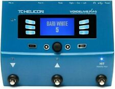 TC Helicon VoiceLive Play Vocal Harmony & Multi-Effects Processor Pedal