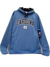 UNC North Carolina Tarheels Hoodie Carolina Blue Champion Men's Size L