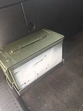50 Cal Ammo Can Mount for 50 ammo can lockable vehicle storage