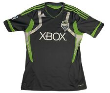 Seattle Sounders FC Adidas Climacool Jersey Sz L Gray Xbox MLS