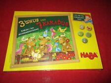 HABA 4940 3 Gnus und 7 Kakadus