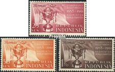 Indonesia 221-223 (complete issue) unmounted mint / never hinged 1958 Victory at