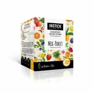 #010 Instick Mixbox 60 Sticks ( 12x2,50g 5 Geschmäcker)