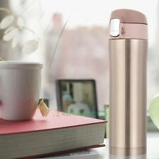 Stainless Steel Water Tea Coffee Flask Vacuum Thermos Cup Travel Insulated Mug