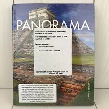 Panorama 5th Edition Hardcover Spanish Textbook for Beginners 9781680043297New