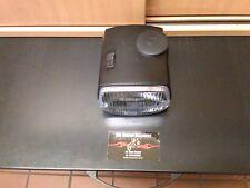 Scheinwerfer Piaggio Vespa Ciao PX Schwarz Licht Bosatta 580241 248726 NEU