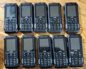 Lot of(10) Sonim XP5 XP5700 AT&T GSM  4G LTE Rugged Waterproof Phone