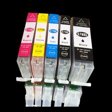 5 tinte Patrone für Canon PIXMA MG5752 MG6851 MG5751 MG 5750 6850 MG5700 MG7752