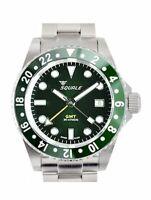 Reloj Squale - 1545 30 Atmos GMT Alpen Green - 1545ALP