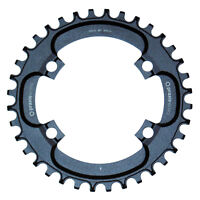 96bcd 32//34//36//38t Narrow Wide For SHIMANO M7//8//9000 MTB Bike Crankset Chainring