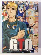 Great Teacher Onizuka (GTO) 5-DVD Set Rare