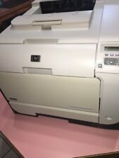 HP CP2025dn Color LaserJet Printer 540MHz 600dpi USB LAN w/Toner Tray CB494A#ABA