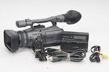 Sony HDR-FX7 3CMOS MiniDV HDV 1080i Camcorder                               #587