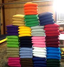 Cornhole Bags- 9 SETS ! 72 Bags!! (18 colors 4 of each)