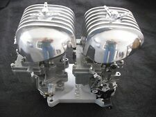 HOT ROD RAT SB CHEVY FINNED TRI POWER (AC-33) AIR CLEANER--1