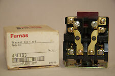 Furnas 48L193Thermal Overload Relay Unit Parts Kit New in Box