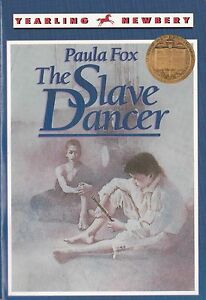 "PAULA FOX ""THE SLAVE DANCER"" U.S. HISTORICAL FICTION SLAVERY TEEN LIT BOOK"