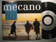 """MECANO """"Hijo de la luna"""" RARE 45 tours FRANCE -cantada en francés"""