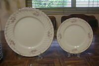 Gold Standard Fine Porcelain China Dinnerware LOT of 14 PLATES Made in Japan euc