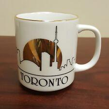 Toronto Canada Skyline Souvenir Gift Coffee Mug Banawe Canada
