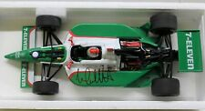 Action 1:18 Indy Racing League Michael Andretti 7-11 2003 Dallara - Signed