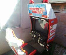 emergency call ambulance arcade