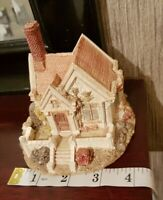 Lilliput Lane CLOCKMAKERS 1987 Vintage Collectible Cottage