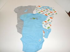 Boy Infant 3 one pieces Dinosaurs Size 0-3 Months