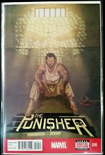 The PUNISHER #10 (2014 MARVEL Comics) VF Comic Book