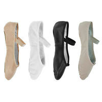Bloch 209 Arise Leather Ballet Shoes - Narrow and Medium Fit